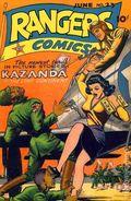 Rangers Comics (1941) 23