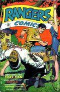 Rangers Comics (1941) 29