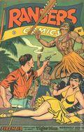 Rangers Comics (1941) 35