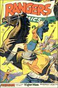 Rangers Comics (1941) 38