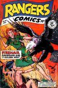 Rangers Comics (1941) 44