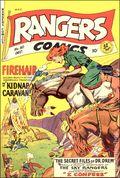 Rangers Comics (1941) 50