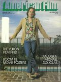 American Film (1977-1992 American Film Institute) Magazine Vol. 4 #9