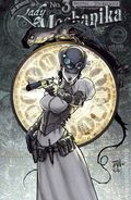Lady Mechanika (2010 Aspen) 3B