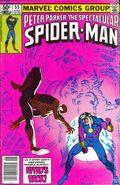 Spectacular Spider-Man (1976 1st Series) Mark Jewelers 55MJ