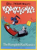 Krazy and Ignatz The Komplete Kat Komics TPB (1988-1992 Eclipse) 1-REP