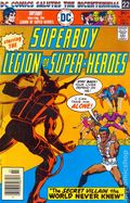 Superboy (1949-1979 1st Series DC) Mark Jewelers 218MJ