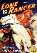 Lone Ranger Magazine July 1937 SC (2011 Novel) 1-1ST