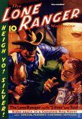 Lone Ranger Magazine Nov 1937 SC (2011 Novel) 1-1ST