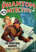 Phantom Detective Jun 1938 Replica SC (2011 Adventure House) The Front Page Murders 1-1ST