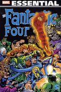 Essential Fantastic Four TPB (2005- Marvel) 2nd Edition 5-1ST