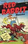 Red Rabbit Comics (1947) 13