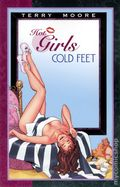 Hot Girls Cold Feet SC (2011 Abstract Studios) Terry Moore Sketchbook 1-1ST