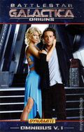 Battlestar Galactica Origins Omnibus TPB (2012 Dynamite) 1-1ST