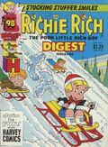 Richie Rich Digest Magazine (1986 2nd Series) 6