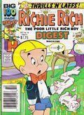 Richie Rich Digest Magazine (1986 2nd Series) 18