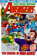 Avengers (1963 1st Series) Mark Jewelers 98MJ