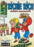 Richie Rich Digest Magazine (1986 2nd Series) 27