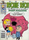 Richie Rich Digest Magazine (1986 2nd Series) 30