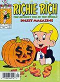 Richie Rich Digest Magazine (1986 2nd Series) 36
