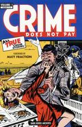 Crime Does Not Pay Archives HC (2012 Dark Horse) 1-1ST