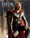 Thor The Movie Storybook SC (2011 Marvel) 1-1ST