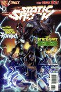 Static Shock (2011 DC) 6