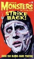 Famous Monsters of Filmland Strike Back PB (1965 Paperback Library) 1-1ST