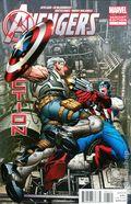 Avengers X-Sanction (2011) 1B
