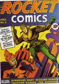 Rocket Comics (1940) 2
