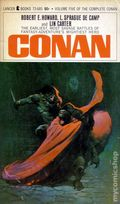 Conan PB (1966-1977 Lancer/Ace Books Novel) 1A-1ST
