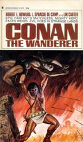 Conan PB (1966-1977 Lancer/Ace Books Novel) 4A-1ST