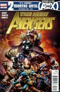 New Avengers (2010 2nd Series) 21A