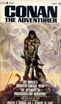 Conan PB (1966-1977 Lancer/Ace Books Novel) 5A-1ST
