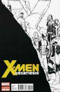 X-Men Regenesis (2011) 1D