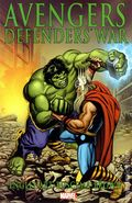 Avengers/Defenders War TPB (2011 Marvel) 2nd Edition 1-1ST