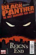 Black Panther Most Dangerous Man Alive (2011 Marvel) 529