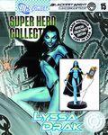 DC Comics Blackest Night Figurine Collection (2011 Eaglemoss) Magazine and Figure #015