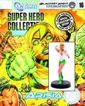 DC Comics Blackest Night Figurine Collection (2011 Eaglemoss) Magazine and Figure #016