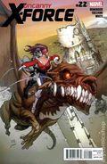 Uncanny X-Force (2010 Marvel) 22