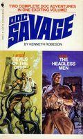 Doc Savage PB (1964-1985 Bantam Novel Series) 123/124-1ST