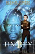 Star Trek Deep Space Nine Unity HC (2003 Novel) 1-1ST