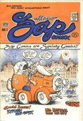 Zap Comix (1968 Apex Novelties) #1, 2nd Printing