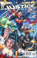 Justice League (2011) 4B