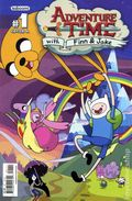 Adventure Time (2012 Kaboom) 1A