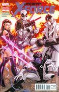Uncanny X-Force (2010 Marvel) 19B