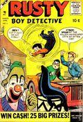 Rusty Boy Detective (1955) 1