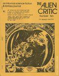 Alien Critic (1971) Fanzine 10