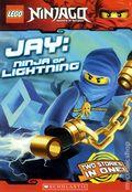 LEGO Ninjago Jay Ninja of Lightning SC (2012 Digest) 1-1ST