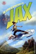 Superfun Adventures of Jax GN (2012 Markosia) 1-1ST